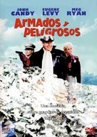 Armed and Dangerous - Spanish DVD movie cover (xs thumbnail)