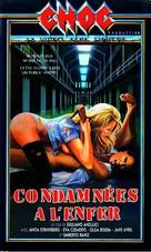 Diario segreto da un carcere femminile - French VHS cover (xs thumbnail)