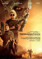 Terminator: Dark Fate - Latvian Movie Poster (xs thumbnail)