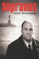"""The Sopranos"" - British Movie Cover (xs thumbnail)"
