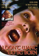 I Don't Want to Be Born - DVD cover (xs thumbnail)