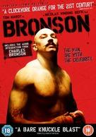 Bronson - British Movie Cover (xs thumbnail)