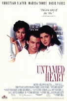 Untamed Heart - Movie Poster (xs thumbnail)