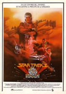 Star Trek: The Wrath Of Khan - Spanish Movie Poster (xs thumbnail)