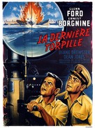 Torpedo Run - French Movie Poster (xs thumbnail)