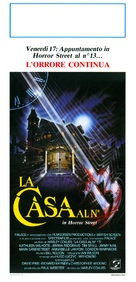 Dream Demon - Italian Movie Poster (xs thumbnail)