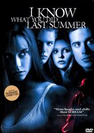 I Know What You Did Last Summer - DVD cover (xs thumbnail)