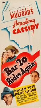 Bar 20 Rides Again - Movie Poster (xs thumbnail)