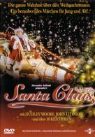 Santa Claus - German DVD movie cover (xs thumbnail)