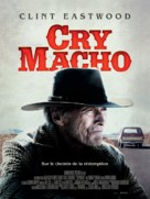 Cry Macho - French Movie Poster (xs thumbnail)