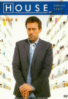 """House M.D."" - Czech DVD cover (xs thumbnail)"