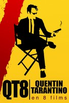 21 Years: Quentin Tarantino - French Movie Cover (xs thumbnail)