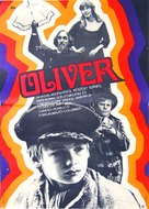 Oliver! - Hungarian Movie Poster (xs thumbnail)
