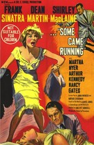 Some Came Running - Australian Movie Poster (xs thumbnail)