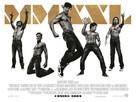 Magic Mike XXL - British Movie Poster (xs thumbnail)