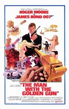 The Man With The Golden Gun - Theatrical movie poster (xs thumbnail)