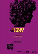 La mujer sin cabeza - Brazilian Movie Poster (xs thumbnail)