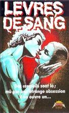 Lèvres de sang - VHS cover (xs thumbnail)