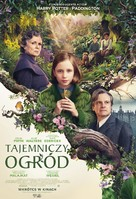 The Secret Garden - Polish Movie Poster (xs thumbnail)