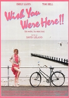 Wish You Were Here - German Movie Poster (xs thumbnail)