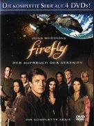 """Firefly"" - German DVD cover (xs thumbnail)"