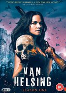 """Van Helsing"" - British DVD movie cover (xs thumbnail)"