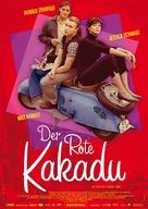 Der rote Kakadu - German Movie Poster (xs thumbnail)
