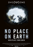 No Place on Earth - German Movie Poster (xs thumbnail)