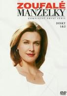"""Desperate Housewives"" - Czech DVD cover (xs thumbnail)"