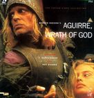 Aguirre, der Zorn Gottes - British Movie Cover (xs thumbnail)