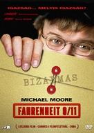 Fahrenheit 9/11 - Hungarian Movie Poster (xs thumbnail)