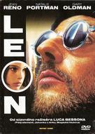 Léon: The Professional - Czech Movie Cover (xs thumbnail)