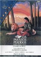 Paraísos perdidos, Los - Spanish Movie Cover (xs thumbnail)