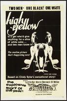 High Yellow - Movie Poster (xs thumbnail)