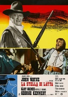 Cahill U.S. Marshal - Italian Movie Poster (xs thumbnail)