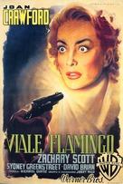 Flamingo Road - Italian Movie Poster (xs thumbnail)
