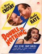 Double or Nothing - Movie Poster (xs thumbnail)