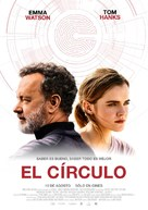 The Circle - Mexican Movie Poster (xs thumbnail)