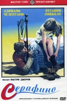 Serafino - Russian DVD cover (xs thumbnail)