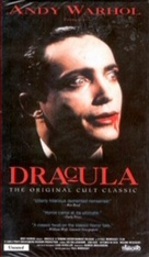 Blood for Dracula - VHS movie cover (xs thumbnail)
