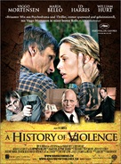 A History of Violence - Swiss Movie Poster (xs thumbnail)