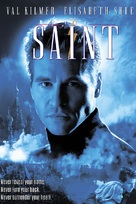 The Saint - DVD movie cover (xs thumbnail)