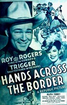 Hands Across the Border - Movie Poster (xs thumbnail)