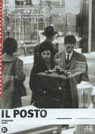 Il posto - Dutch Movie Cover (xs thumbnail)