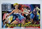 America di notte - French Movie Poster (xs thumbnail)