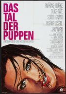 Valley of the Dolls - German Movie Poster (xs thumbnail)