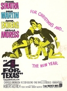 4 for Texas - British Movie Poster (xs thumbnail)