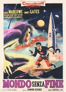 World Without End - Italian Theatrical movie poster (xs thumbnail)