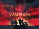 Vampires - British Movie Poster (xs thumbnail)