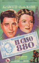 Mister 880 - Spanish Movie Poster (xs thumbnail)